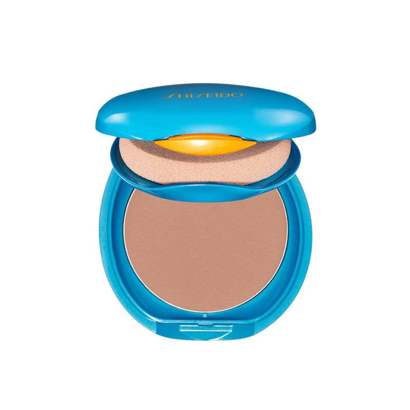 Kit Case + Refil - UV Protective Compact Foundation SPF35 Medium Beige