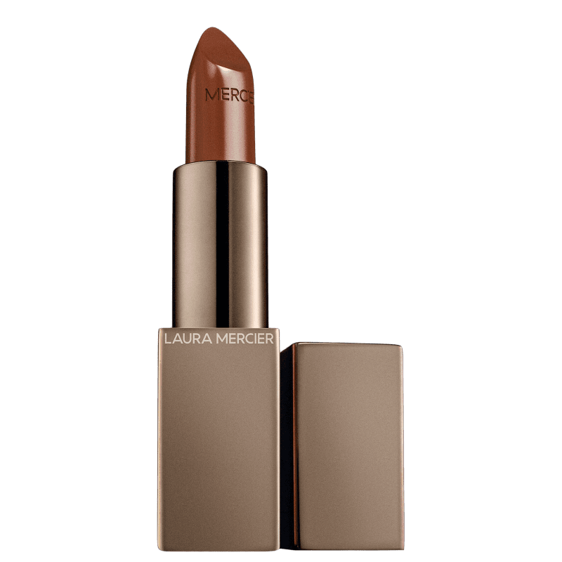 Rouge Essentiel Silky Crème Lipstick Brun Naturel - Batom 3,5g