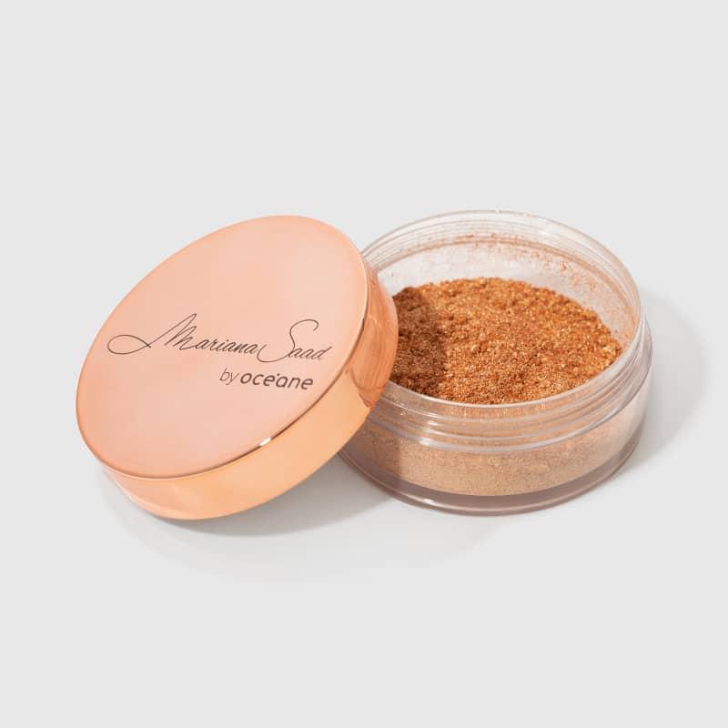 Skin Shine Mariana Saad - Pó Iluminador Gold