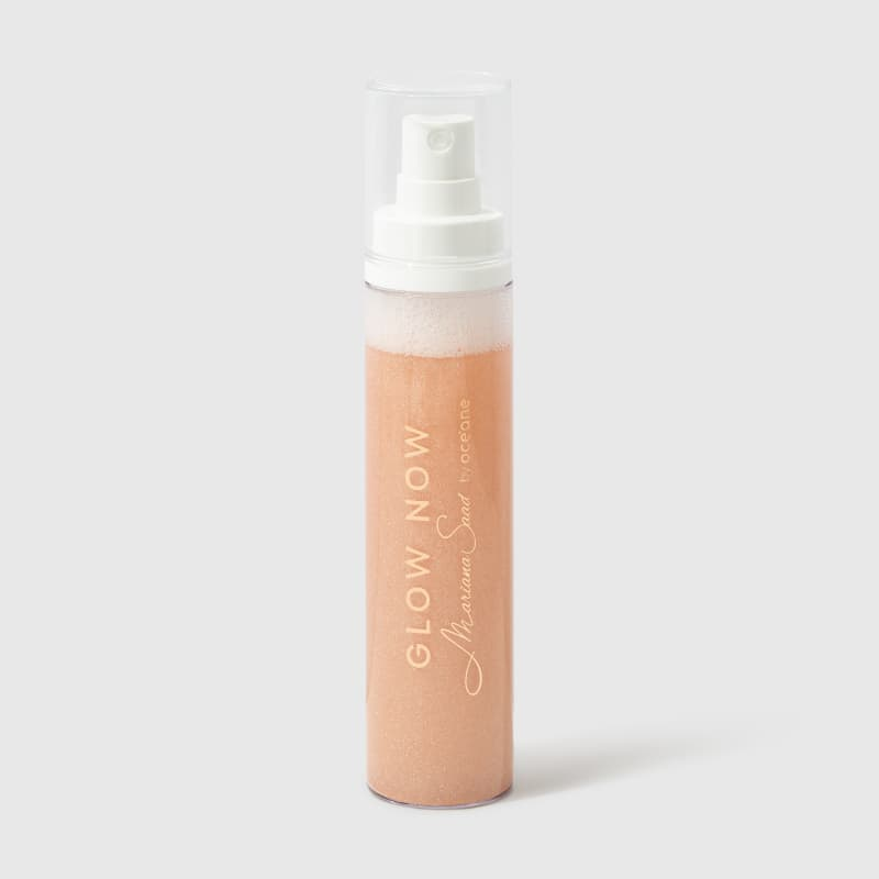 Glow Now Mariana Saad - Iluminador Spray Rose