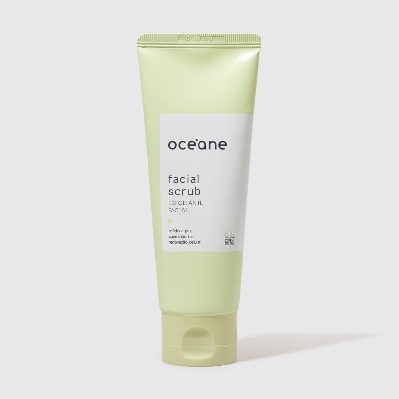 Facial Scrub - Esfoliante Facial 100g
