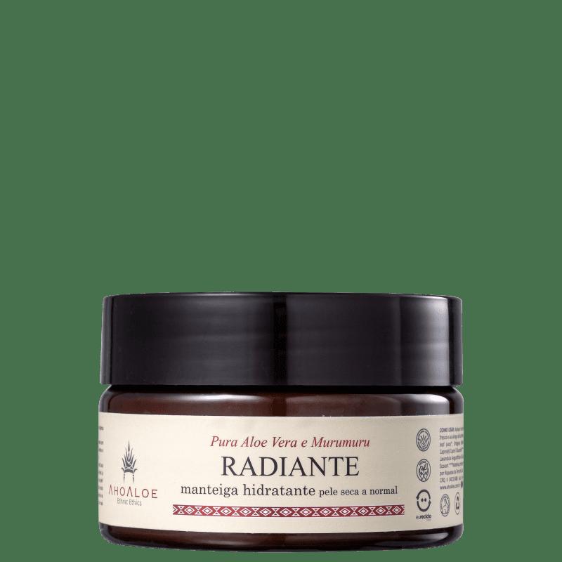 Ahoaloe Radiante - Manteiga Hidratante Corporal 250ml