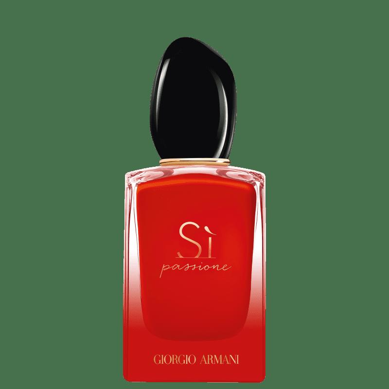 Sì Passione Intense Giorgio Armani Eau de Parfum - Perfume Feminino 50ml