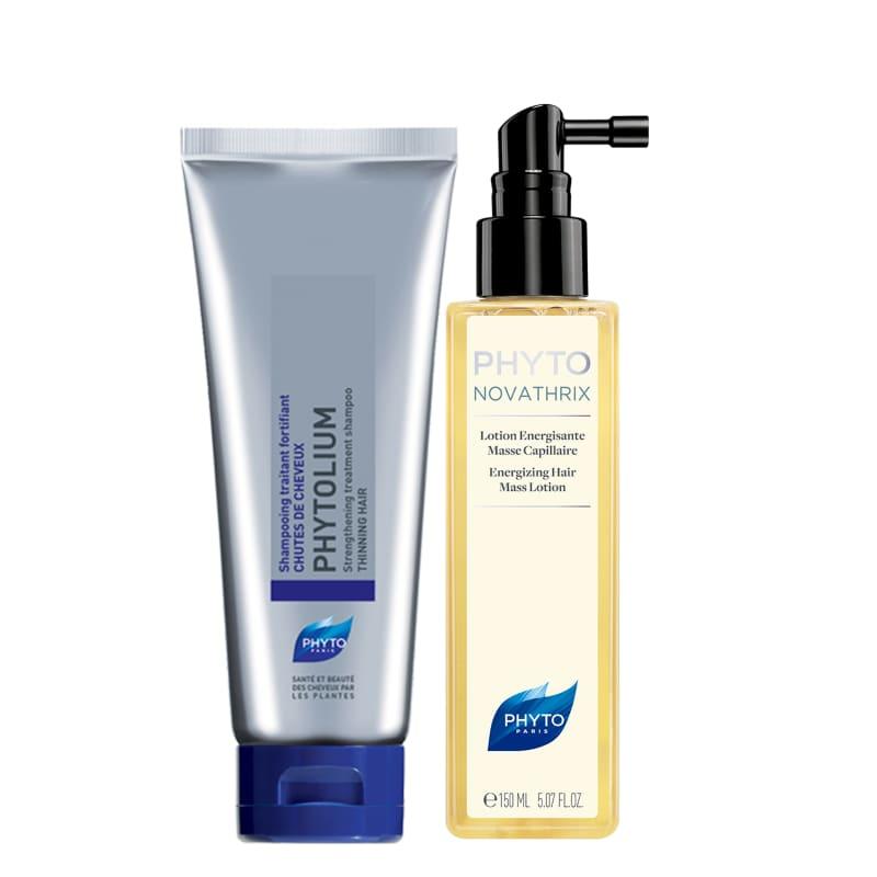 Kit Phytolium Shampoo & Phytonovathrix Lotion