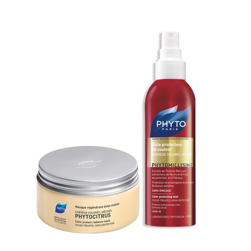 Kit Phytocitrus Máscara & Phytomillesime Voile Spray