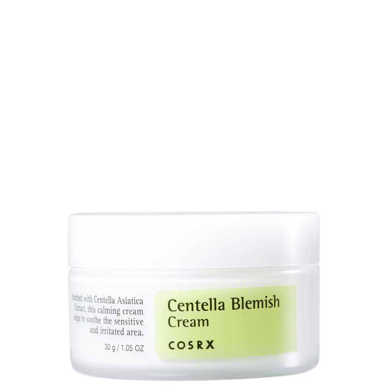 Cosrx Centella Blemish Cream - Hidratante Facial 30g