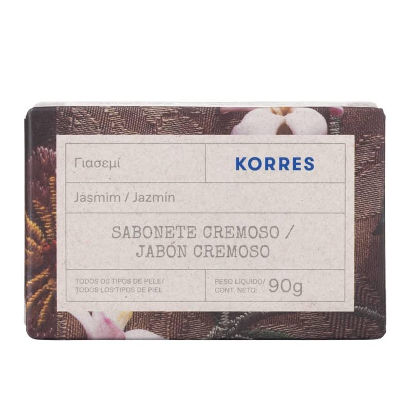 Korres Jasmim Sabonete em Barra – 90g