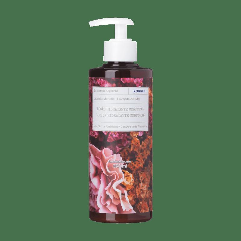 Korres Lavanda do Mar – Loção Desodorante Hidratante Corporal - 350ml