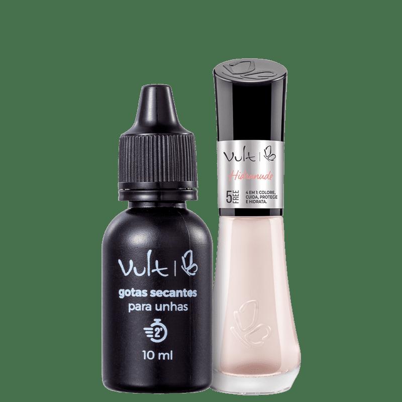 Kit Vult Hidranude Secante (2 Produtos)