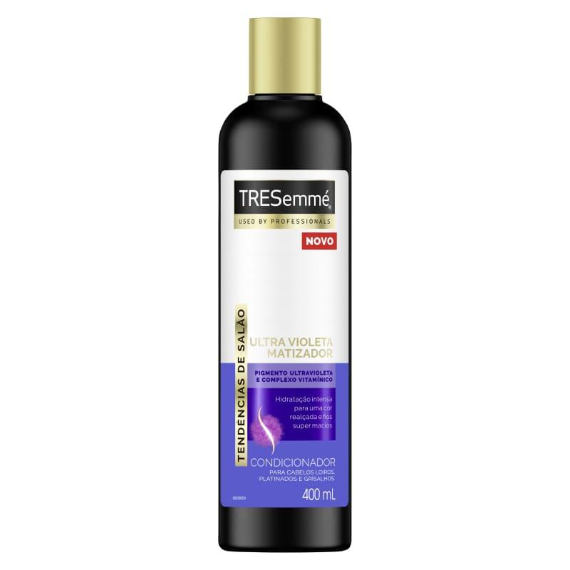 Condicionador TRESemmé Ultra Violeta Matizador 400ml