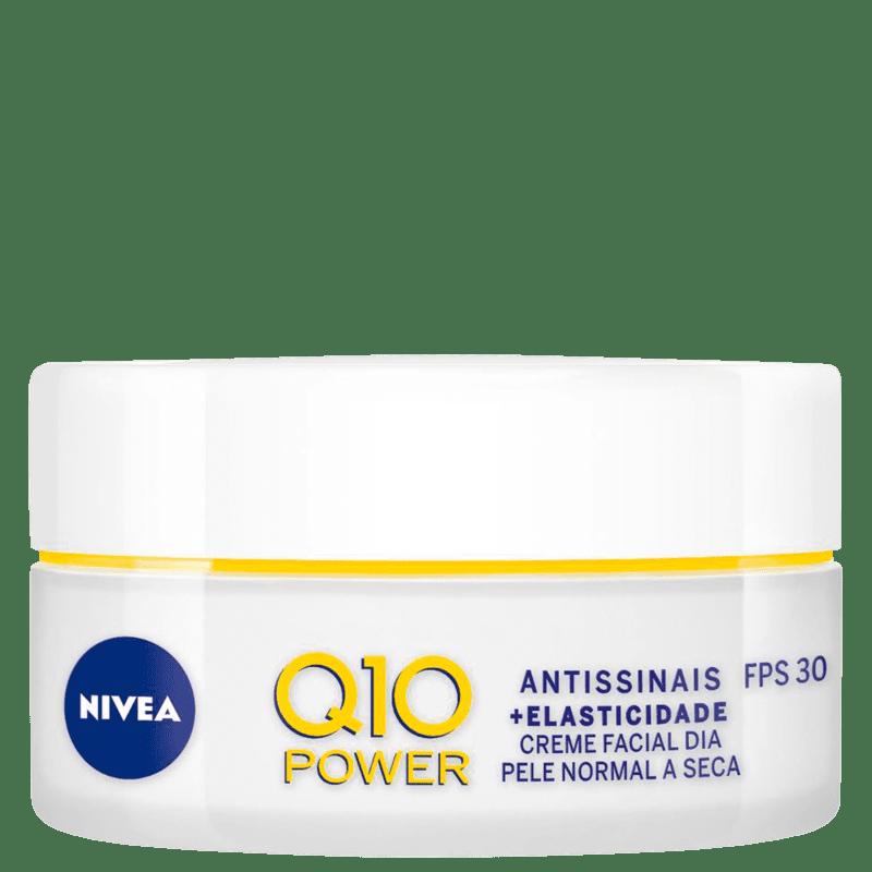 NIVEA Q10 Pele Normal a Seca Dia FPS30 - Creme Anti-Idade 50g
