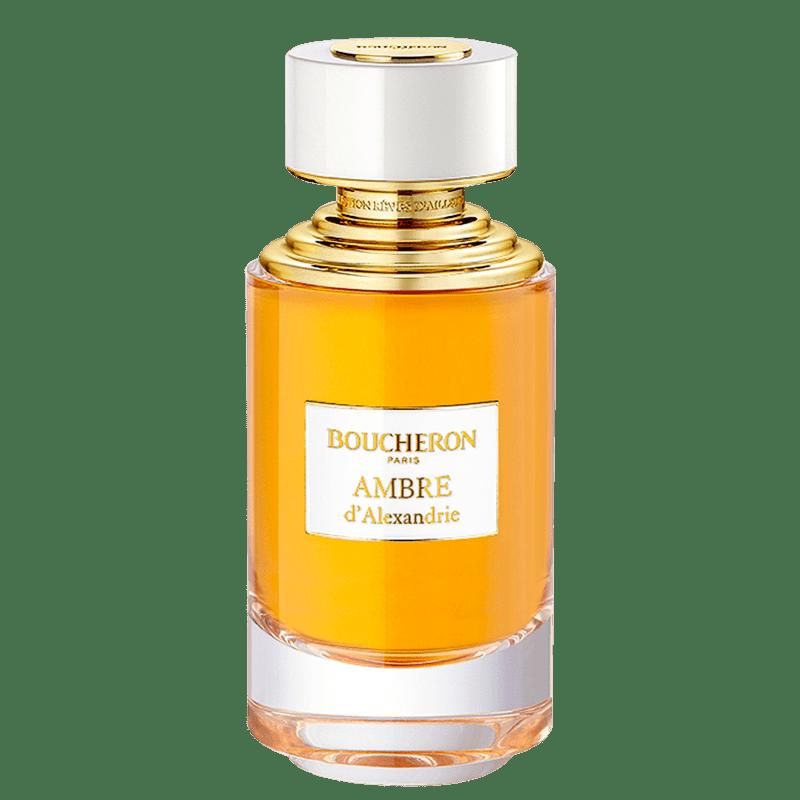 Ambre d'Alexandrie Boucheron La Collection Eau de Parfum - Perfume Unissex 125ml