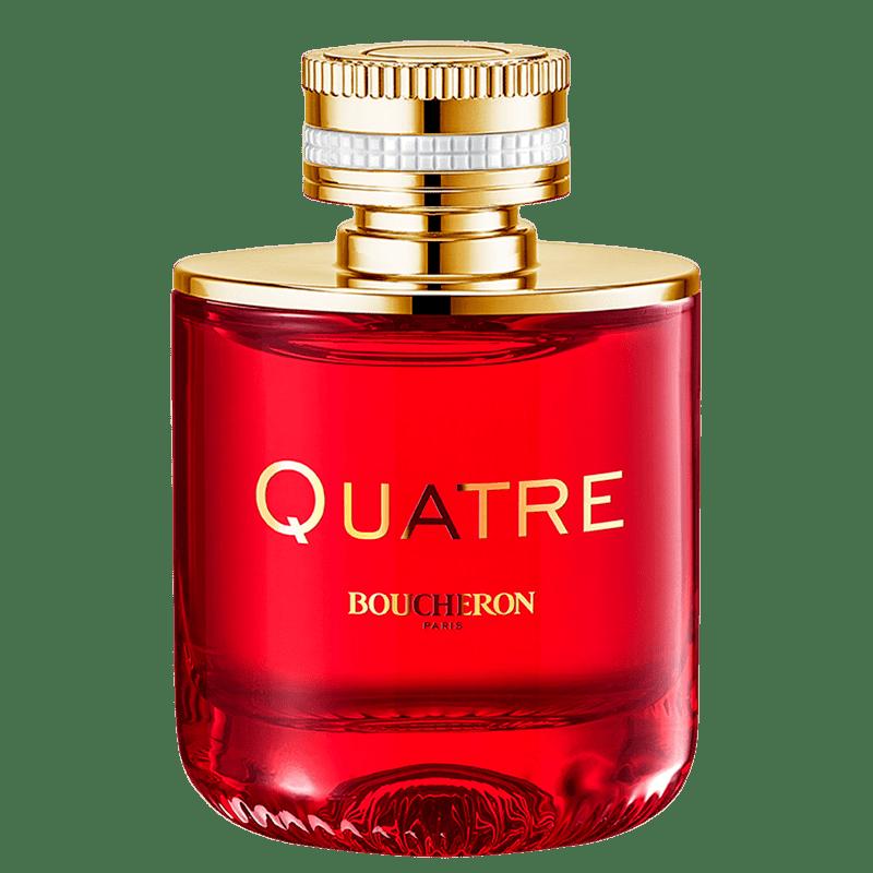 Quatre en Rouge Boucheron Eau de Parfum - Perfume Feminino 100ml