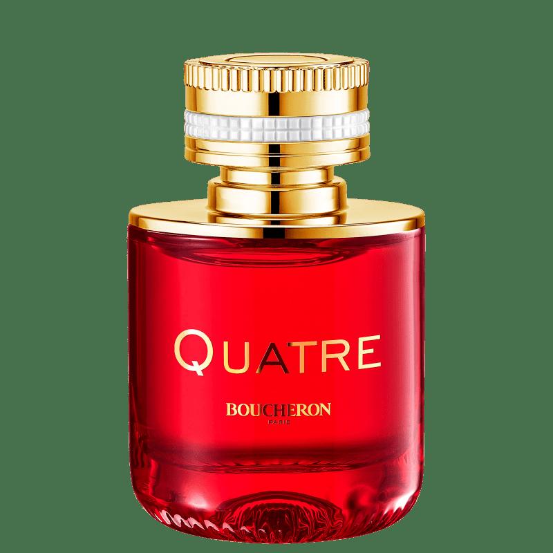 Quatre en Rouge Boucheron Eau de Parfum - Perfume Feminino 50ml