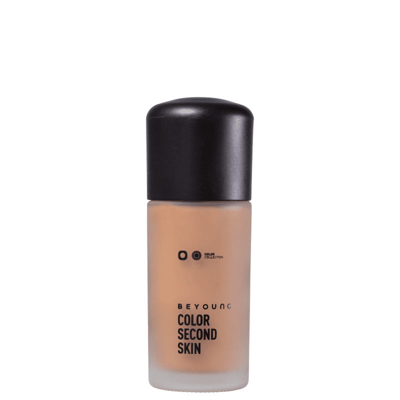 BEYOUNG Color Second Skin 70W - Base Mousse 30g