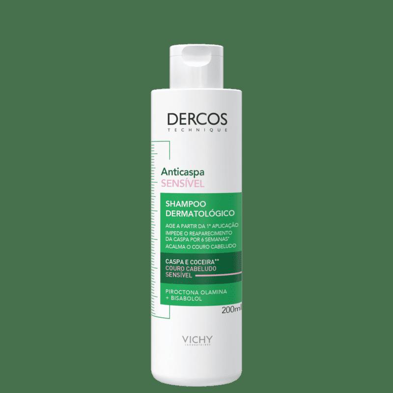 Vichy Dercos Sensitive - Shampoo Anticaspa 200ml