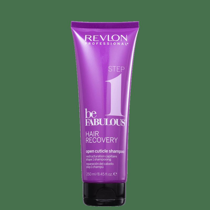 Revlon Professional Be Fabulous Hair Recovery Step 1 - Shampoo 250ml