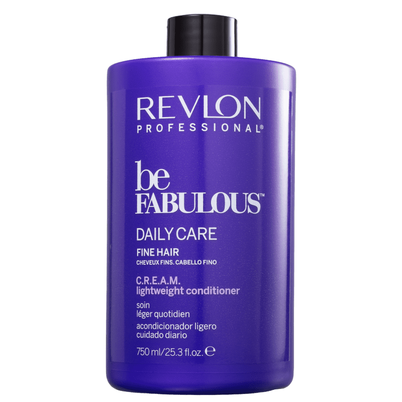 Revlon Professional Be Fabulous C.R.E.A.M. Lightweight - Condicionador 750ml
