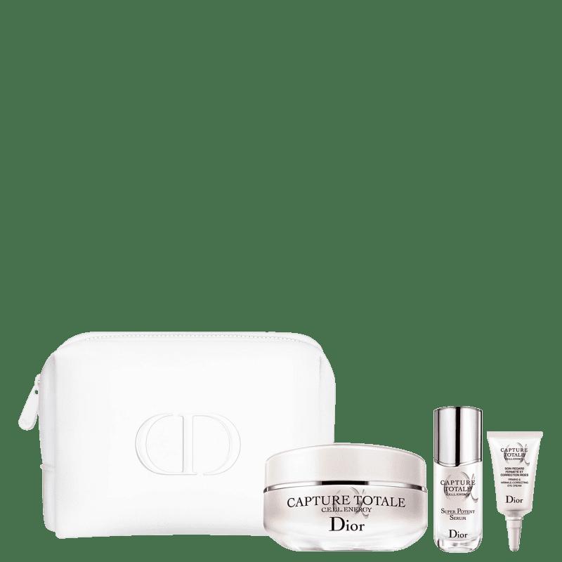Kit Dior Care Capture Totale (3 Produtos)