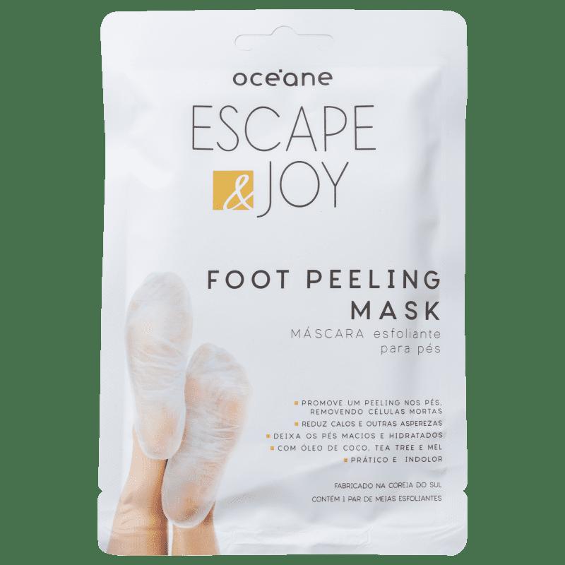 Océane Escape & Joy Foot Peeling Mask - Máscara para os Pés (1 Par)