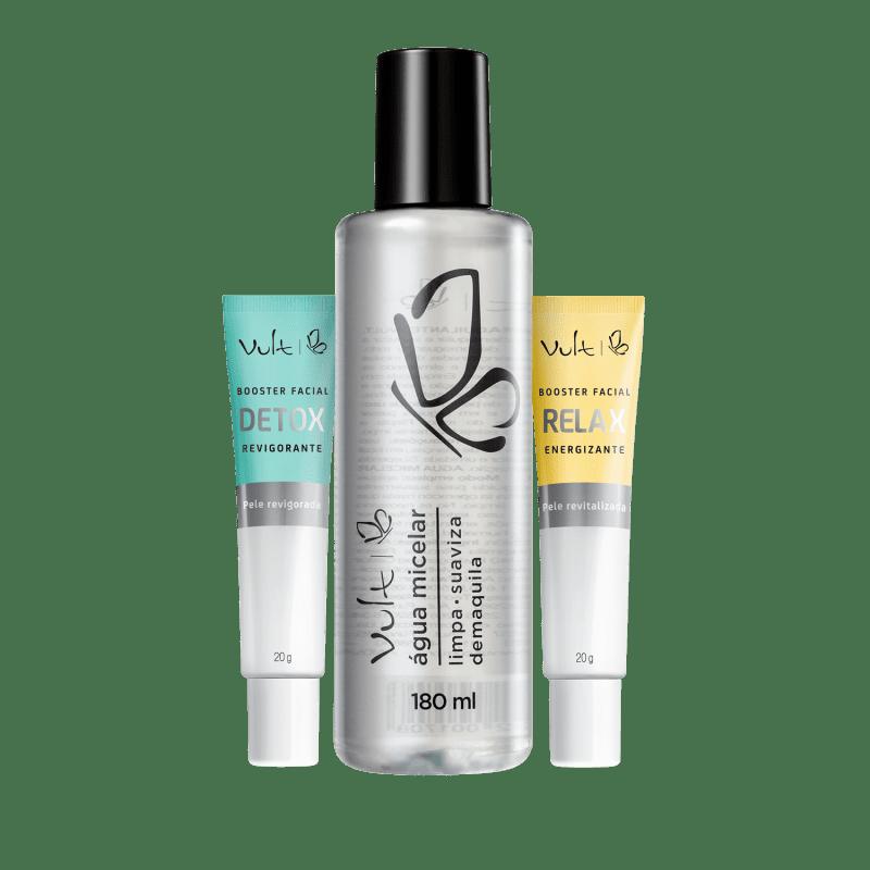 Kit Vult SPA Facial Up (3 Produtos)
