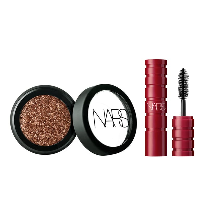 KIT POWERCHROME STRICKEN E MINI CLIMAX MASCARA