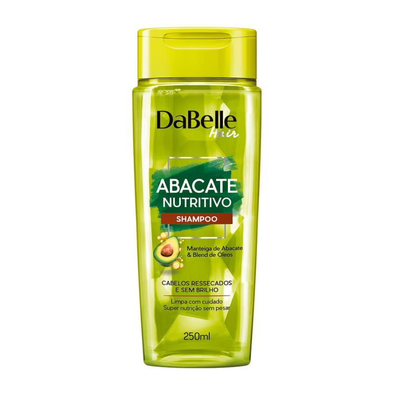 DaBelle Hair Abacate Nutritivo - Shampoo 250ml