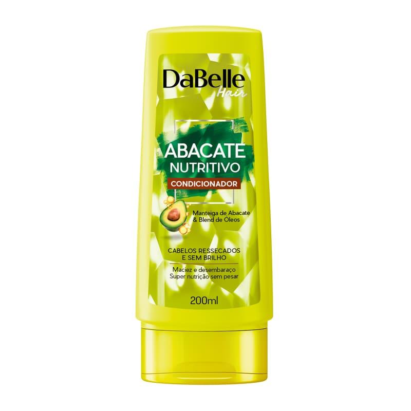 DaBelle Hair Abacate Nutritivo - Condicionador 200ml
