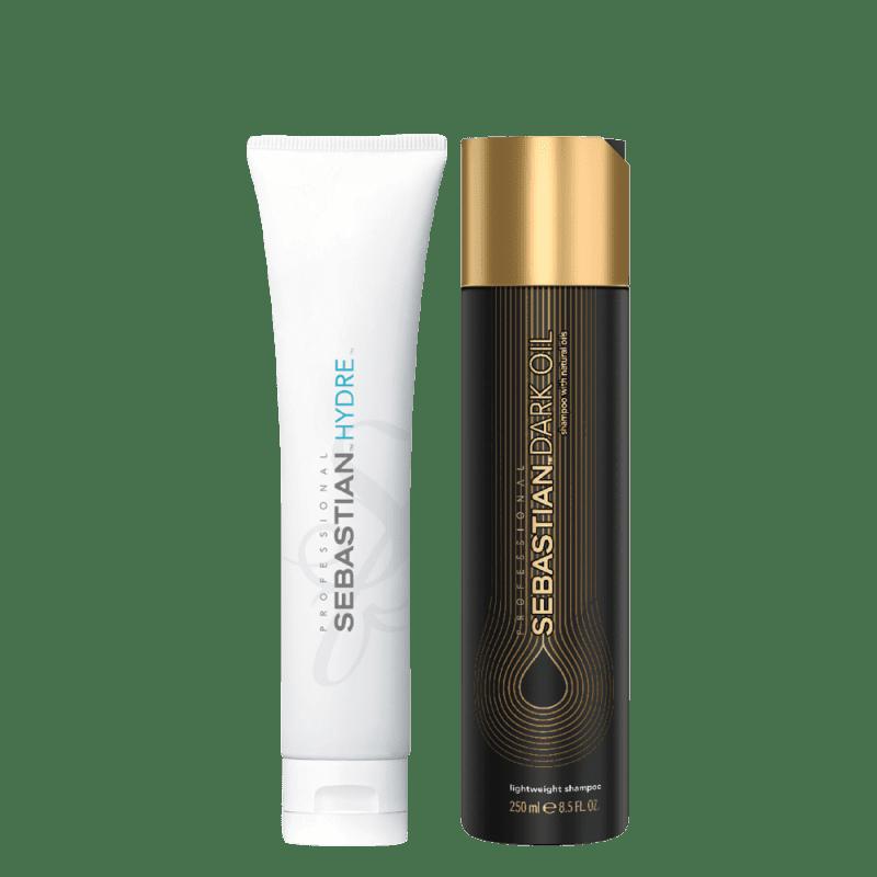 Kit Sebastian Professional Dark Oil e Hydre (2 produtos)