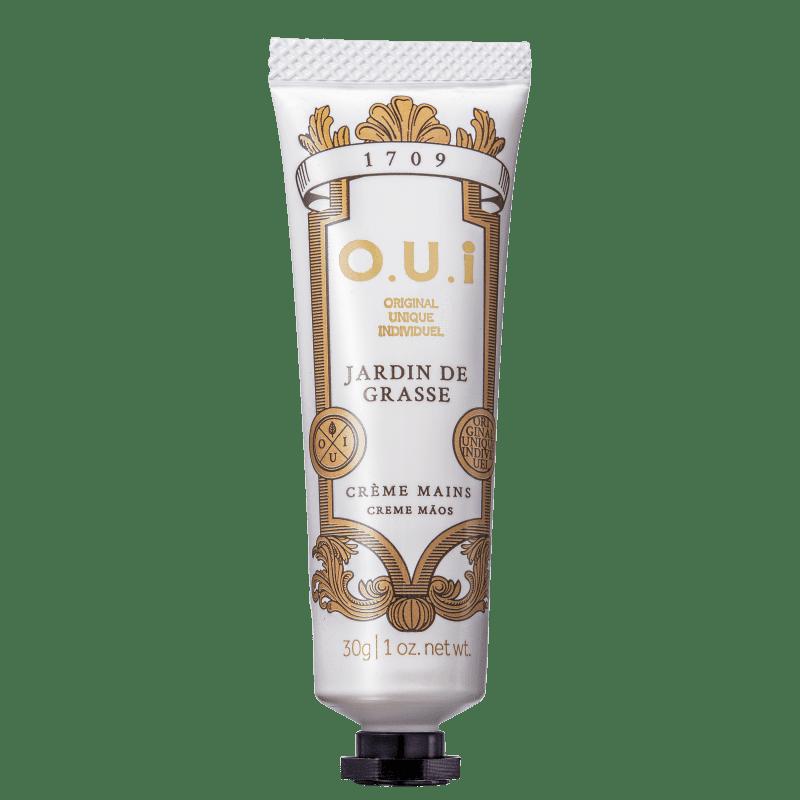 O.U.i Jardin de Grasse - Creme Hidratante para as Mãos, 30g
