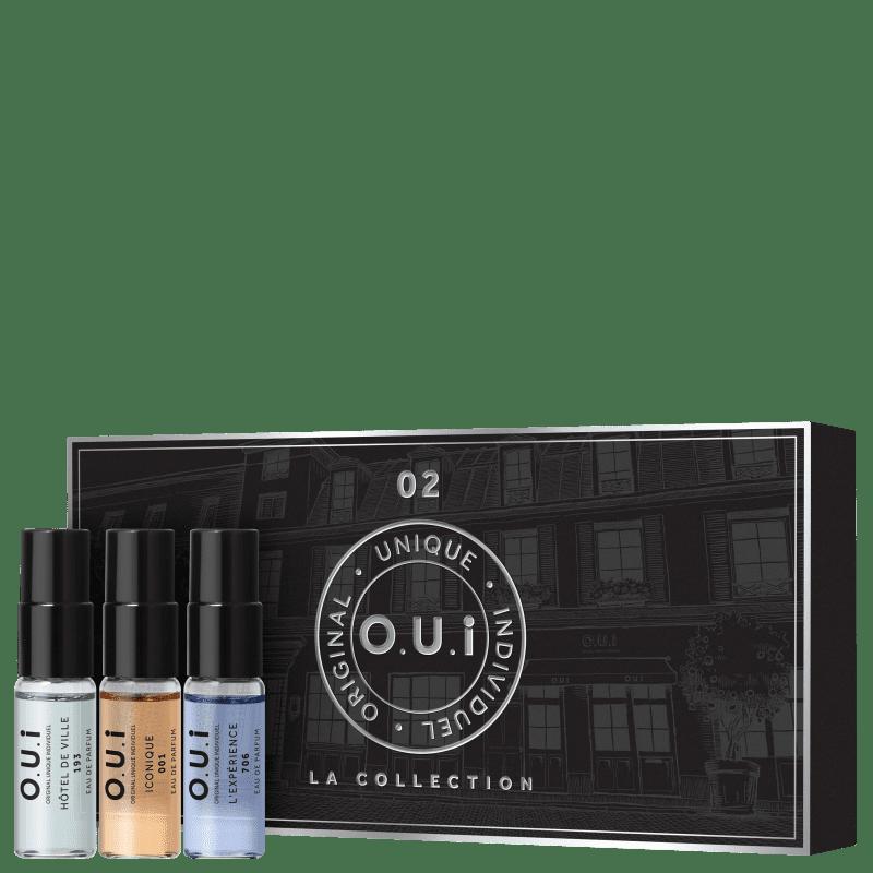 O.U.i Kit La Collection 02 - Eau de Parfum Masculino 15ml