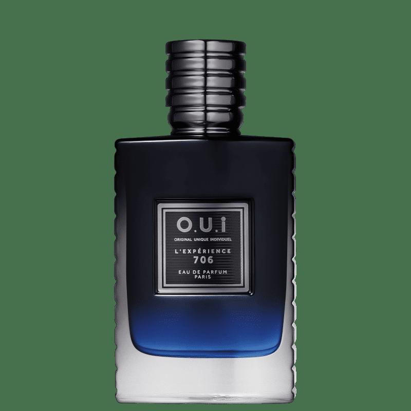 O.U.i L'Expérience 706 - Eau de Parfum Masculino, 75ml
