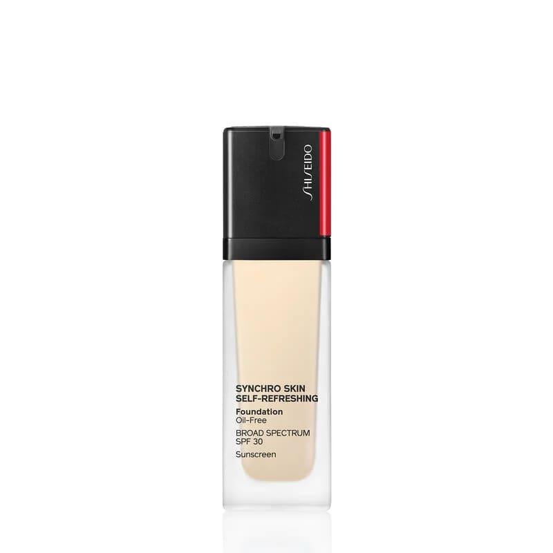 Shiseido Synchro Skin Self-Refreshing SPF 30 110 Alabaster - Base Líquida 30ml