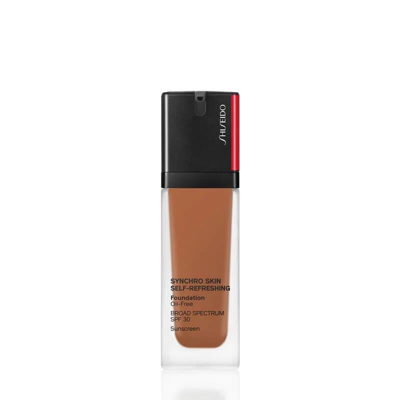 Shiseido Synchro Skin Self-Refreshing SPF 30 450 Copper - Base Líquida 30ml