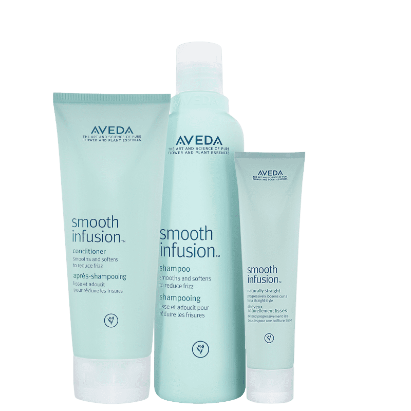 Kit Aveda Smooth Infusion Naturally Straight