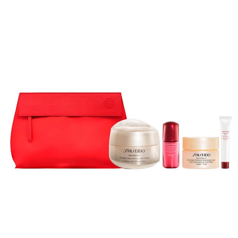KIT Shiseido Benefiance Velvety Eye Delights (Valor R$1.171)