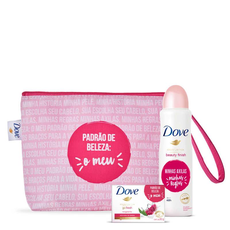 Kit Dove: Limpeza e Proteção Diária
