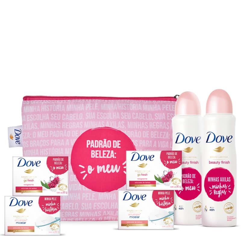Kit Dove Cuidado Diário: Limpeza, cuidado e proteção
