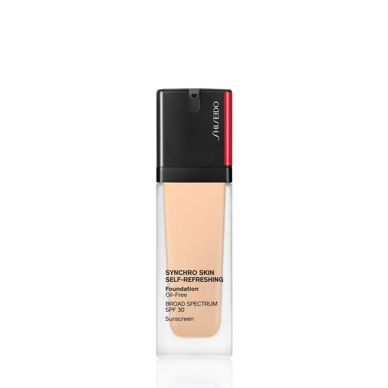 Shiseido Synchro Skin Self-Refreshing SPF 30 140 Porcelain - Base Líquida 30ml