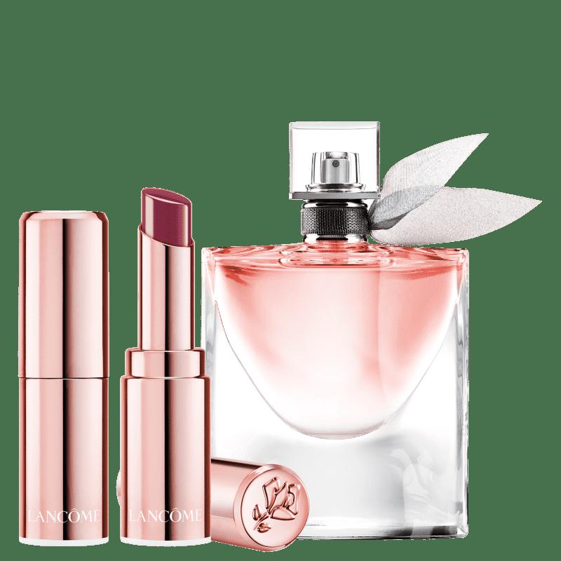 Conjunto Lancôme La Vie Est Belle Feminino - Eau de Parfum 50ml + Batom Cremoso 3,2g