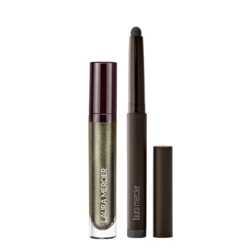 Kit Caviar Stick Eye Colour Tuxedo e Caviar Chrome Veil Lightweight Night Sky
