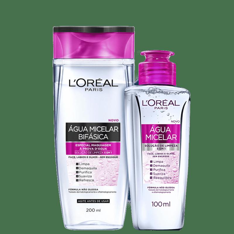 Kit L'Oréal Paris Dermo Expertise Duo (2 Produtos)