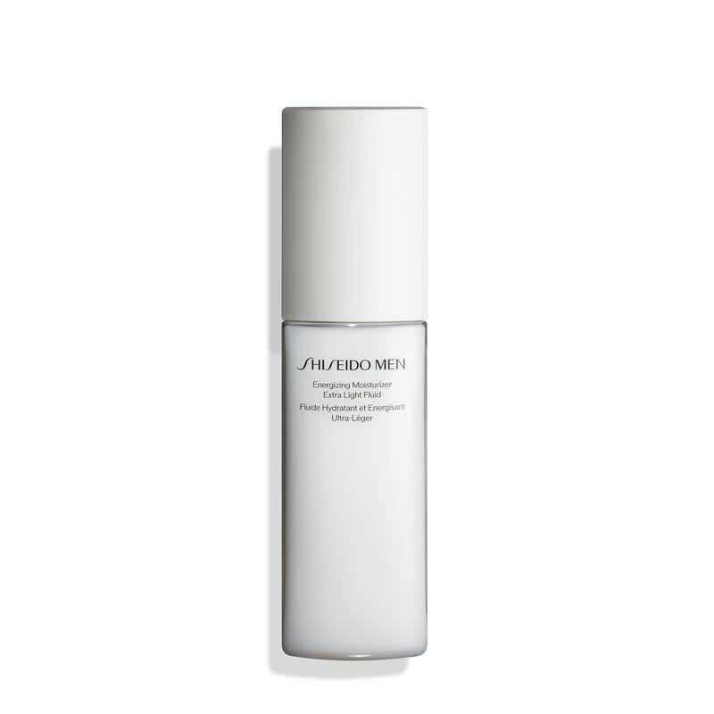 Shiseido Men Energizing Moisturizer Extra Light Fluid - Hidratante Facial Super Leve e Energizante 100ml