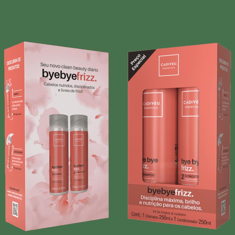 Kit Cadiveu Professional Essentials Bye Bye Frizz (2 produtos)