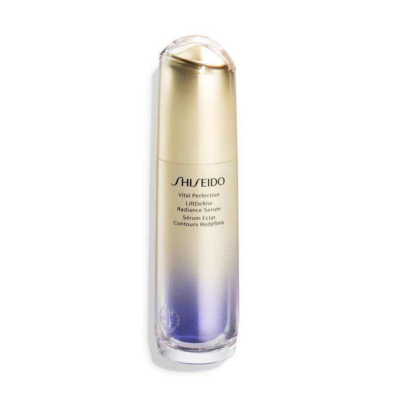 Shiseido Vital Perfection LiftDefine Radiance Serum - Sérum Facial Firmeza e Efeito Lifting 40ml