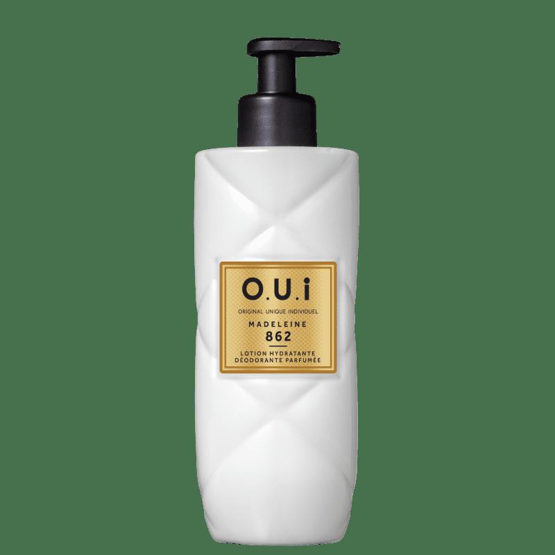O.U.i Madeleine 862 - Loção Hidratante Desodorante Corporal, 400ml