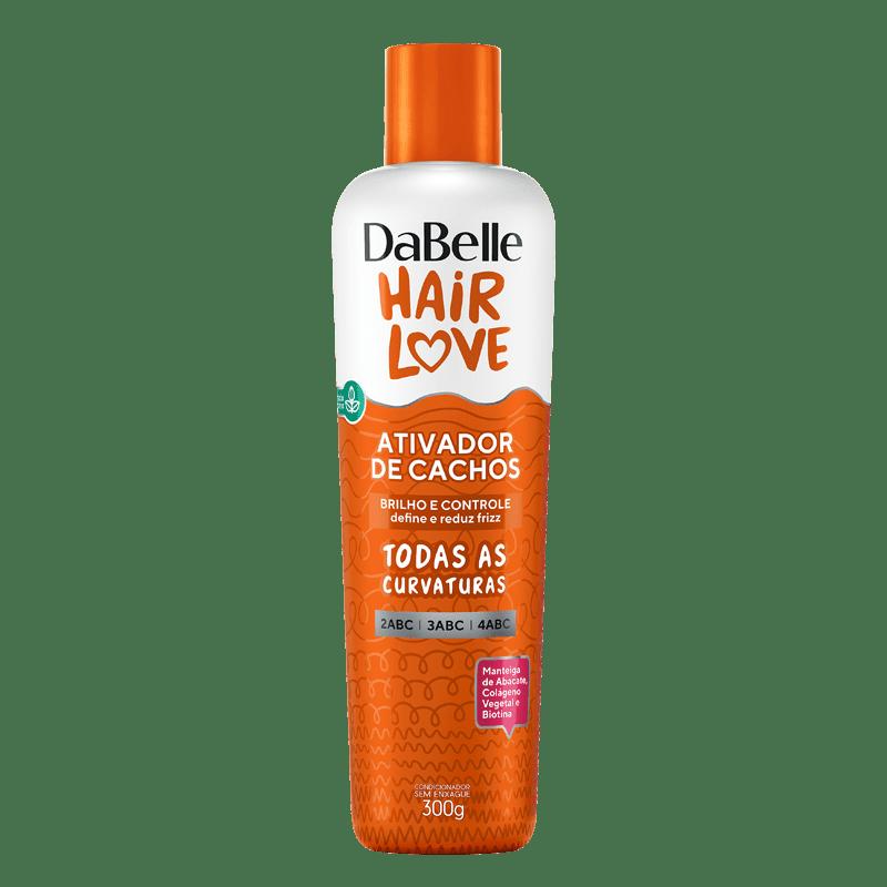 DaBelle Hair Love Ativador De Cachos 300g