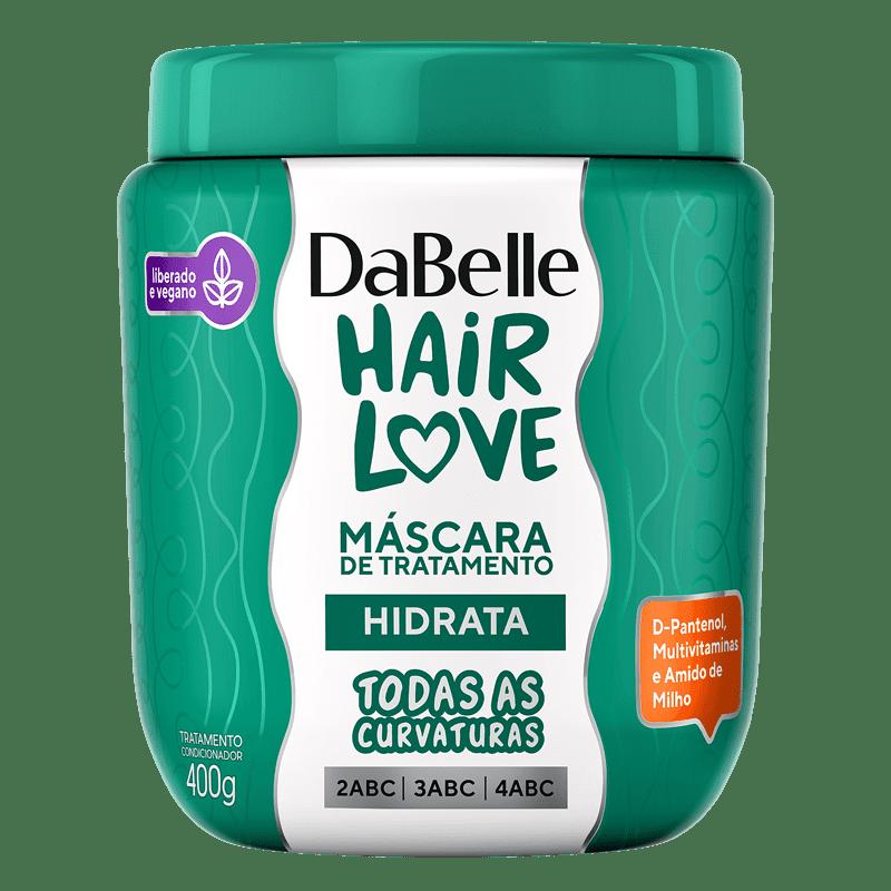 DaBelle Hair Love Máscara Hidrata 400G