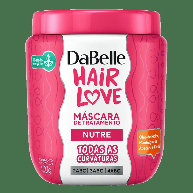 DaBelle Hair Love Máscara Nutre 400G