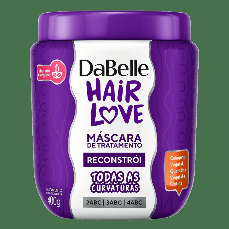 DaBelle Hair Love Máscara Reconstrói 400G